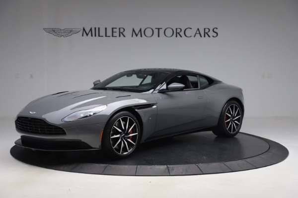 Used 2017 Aston Martin DB11 for sale $149,900 at McLaren Greenwich in Greenwich CT 06830 1