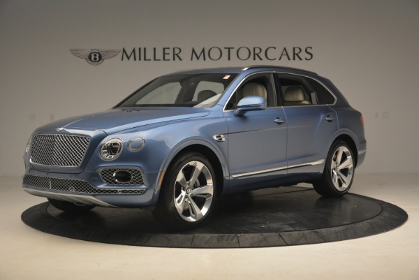 New 2018 Bentley Bentayga for sale Sold at McLaren Greenwich in Greenwich CT 06830 2