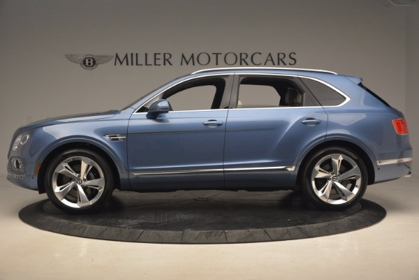 New 2018 Bentley Bentayga for sale Sold at McLaren Greenwich in Greenwich CT 06830 3