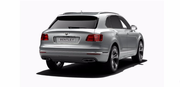 Used 2017 Bentley Bentayga W12 for sale Sold at McLaren Greenwich in Greenwich CT 06830 4