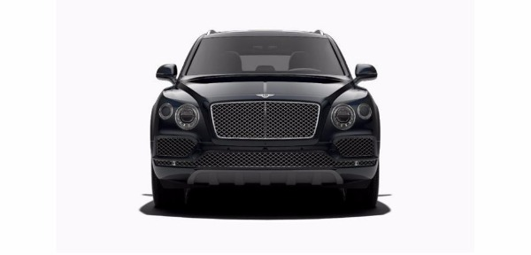 Used 2017 Bentley Bentayga W12 for sale Sold at McLaren Greenwich in Greenwich CT 06830 2