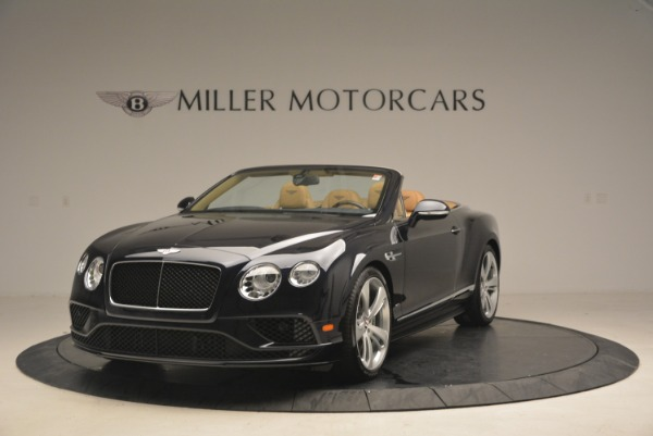 New 2017 Bentley Continental GT V8 S for sale Sold at McLaren Greenwich in Greenwich CT 06830 1