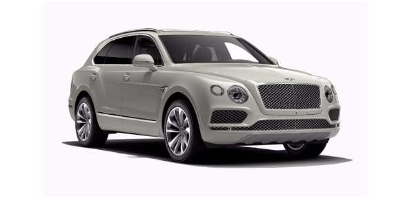 Used 2017 Bentley Bentayga W12 for sale Sold at McLaren Greenwich in Greenwich CT 06830 1