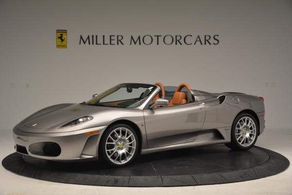 Used 2005 Ferrari F430 Spider 6-Speed Manual for sale Sold at McLaren Greenwich in Greenwich CT 06830 2