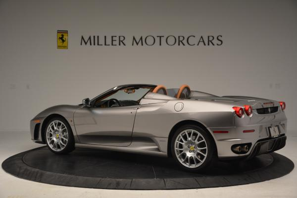 Used 2005 Ferrari F430 Spider 6-Speed Manual for sale Sold at McLaren Greenwich in Greenwich CT 06830 4