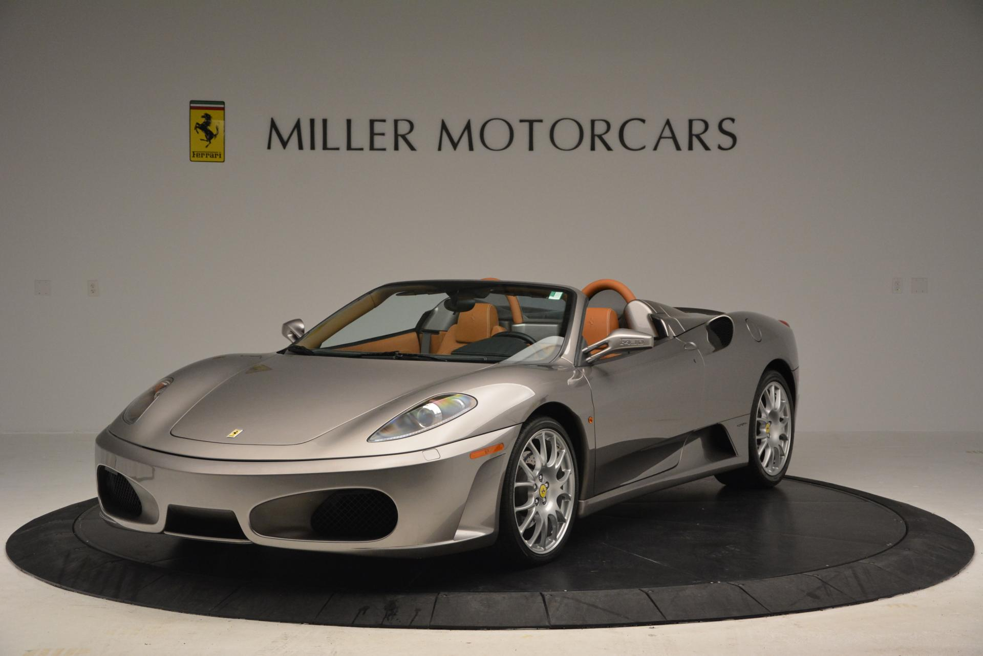 Used 2005 Ferrari F430 Spider 6-Speed Manual for sale Sold at McLaren Greenwich in Greenwich CT 06830 1