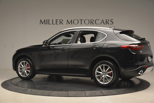 New 2018 Alfa Romeo Stelvio Ti Q4 for sale Sold at McLaren Greenwich in Greenwich CT 06830 3