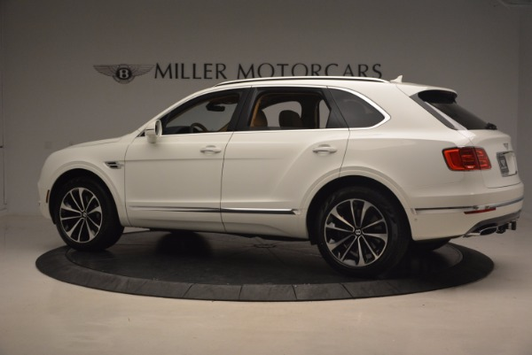 New 2018 Bentley Bentayga W12 Signature for sale Sold at McLaren Greenwich in Greenwich CT 06830 4