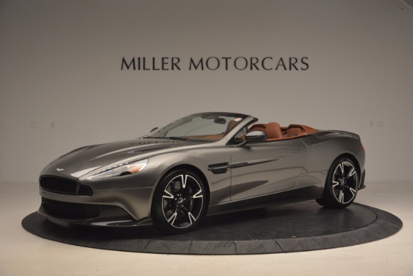 Used 2018 Aston Martin Vanquish S Convertible for sale Sold at McLaren Greenwich in Greenwich CT 06830 2