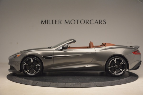 Used 2018 Aston Martin Vanquish S Convertible for sale Sold at McLaren Greenwich in Greenwich CT 06830 3