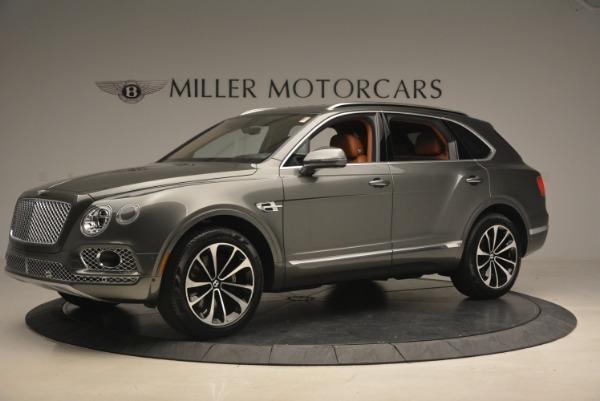 New 2018 Bentley Bentayga for sale Sold at McLaren Greenwich in Greenwich CT 06830 2