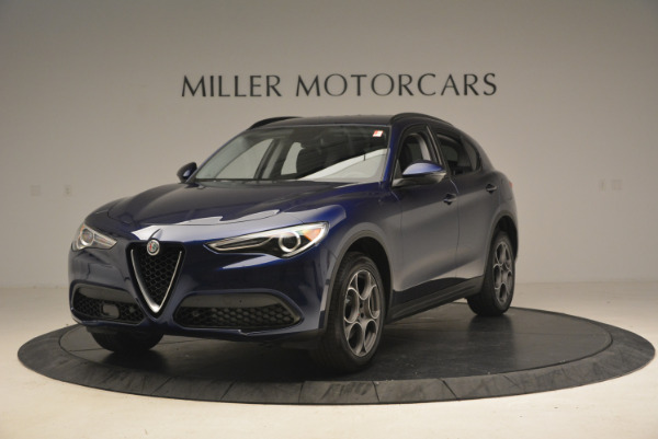 New 2018 Alfa Romeo Stelvio Sport Q4 for sale Sold at McLaren Greenwich in Greenwich CT 06830 1