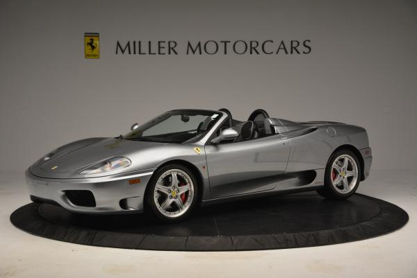 Used 2004 Ferrari 360 Spider 6-Speed Manual for sale Sold at McLaren Greenwich in Greenwich CT 06830 2
