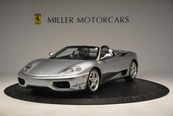 Used 2004 Ferrari 360 Spider 6-Speed Manual for sale Sold at McLaren Greenwich in Greenwich CT 06830 1