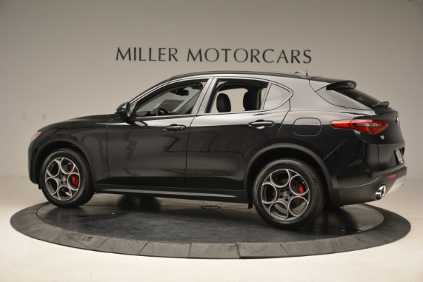 New 2018 Alfa Romeo Stelvio Sport Q4 for sale Sold at McLaren Greenwich in Greenwich CT 06830 4