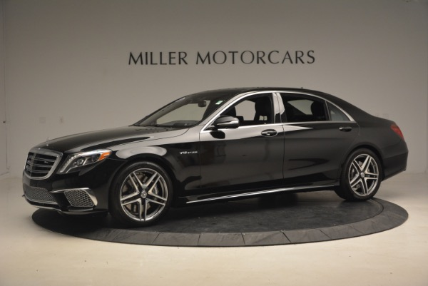 Used 2015 Mercedes-Benz S-Class S 65 AMG for sale Sold at McLaren Greenwich in Greenwich CT 06830 2