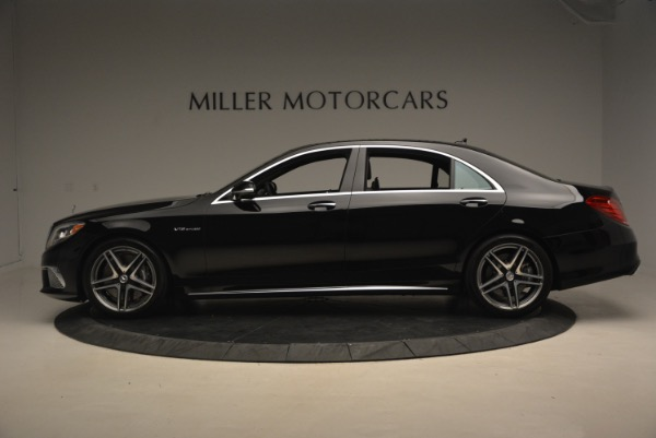 Used 2015 Mercedes-Benz S-Class S 65 AMG for sale Sold at McLaren Greenwich in Greenwich CT 06830 3