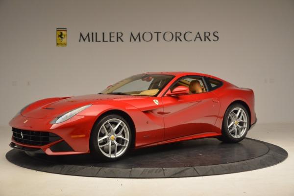 Used 2013 Ferrari F12 Berlinetta for sale Sold at McLaren Greenwich in Greenwich CT 06830 2