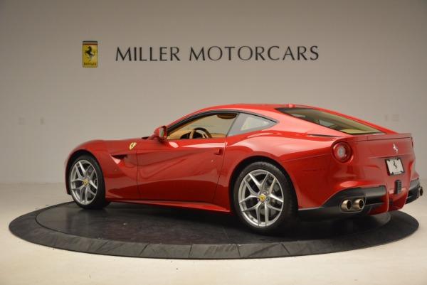Used 2013 Ferrari F12 Berlinetta for sale Sold at McLaren Greenwich in Greenwich CT 06830 4