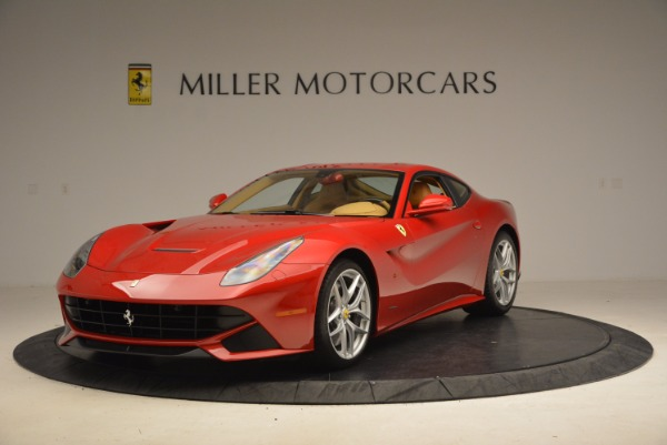 Used 2013 Ferrari F12 Berlinetta for sale Sold at McLaren Greenwich in Greenwich CT 06830 1