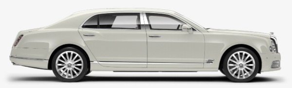 New 2017 Bentley Mulsanne EWB for sale Sold at McLaren Greenwich in Greenwich CT 06830 2