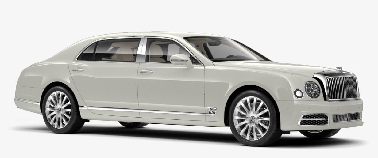 New 2017 Bentley Mulsanne EWB for sale Sold at McLaren Greenwich in Greenwich CT 06830 1