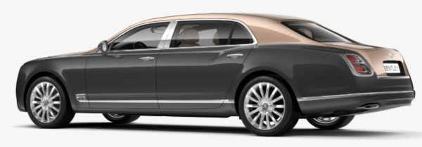 New 2017 Bentley Mulsanne Extended Wheelbase for sale Sold at McLaren Greenwich in Greenwich CT 06830 3