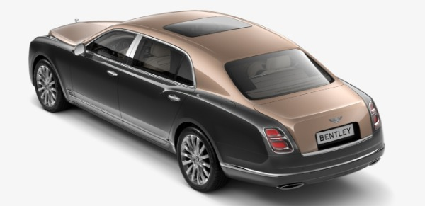 New 2017 Bentley Mulsanne Extended Wheelbase for sale Sold at McLaren Greenwich in Greenwich CT 06830 4