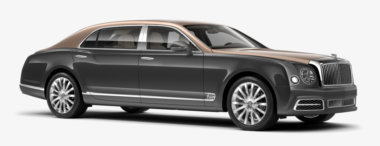 New 2017 Bentley Mulsanne Extended Wheelbase for sale Sold at McLaren Greenwich in Greenwich CT 06830 1