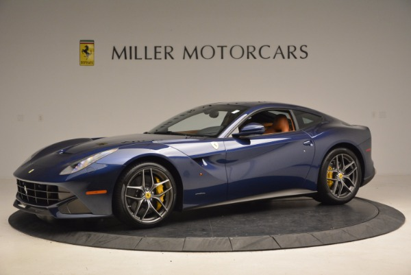 Used 2017 Ferrari F12 Berlinetta for sale Sold at McLaren Greenwich in Greenwich CT 06830 2