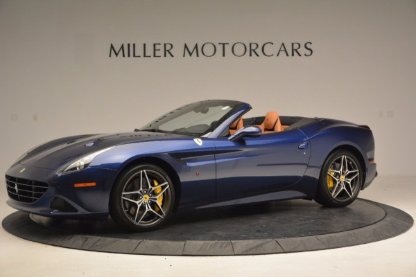 Used 2017 Ferrari California T Handling Speciale for sale Sold at McLaren Greenwich in Greenwich CT 06830 2