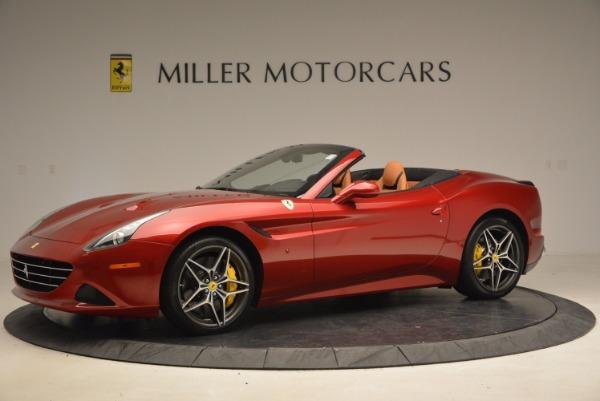 Used 2017 Ferrari California T for sale Sold at McLaren Greenwich in Greenwich CT 06830 2