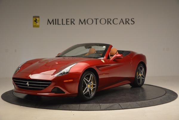 Used 2017 Ferrari California T for sale Sold at McLaren Greenwich in Greenwich CT 06830 1