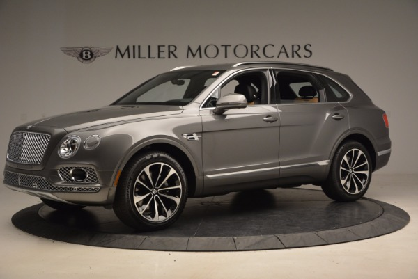 New 2018 Bentley Bentayga Activity Edition-Now with seating for 7!!! for sale Sold at McLaren Greenwich in Greenwich CT 06830 2
