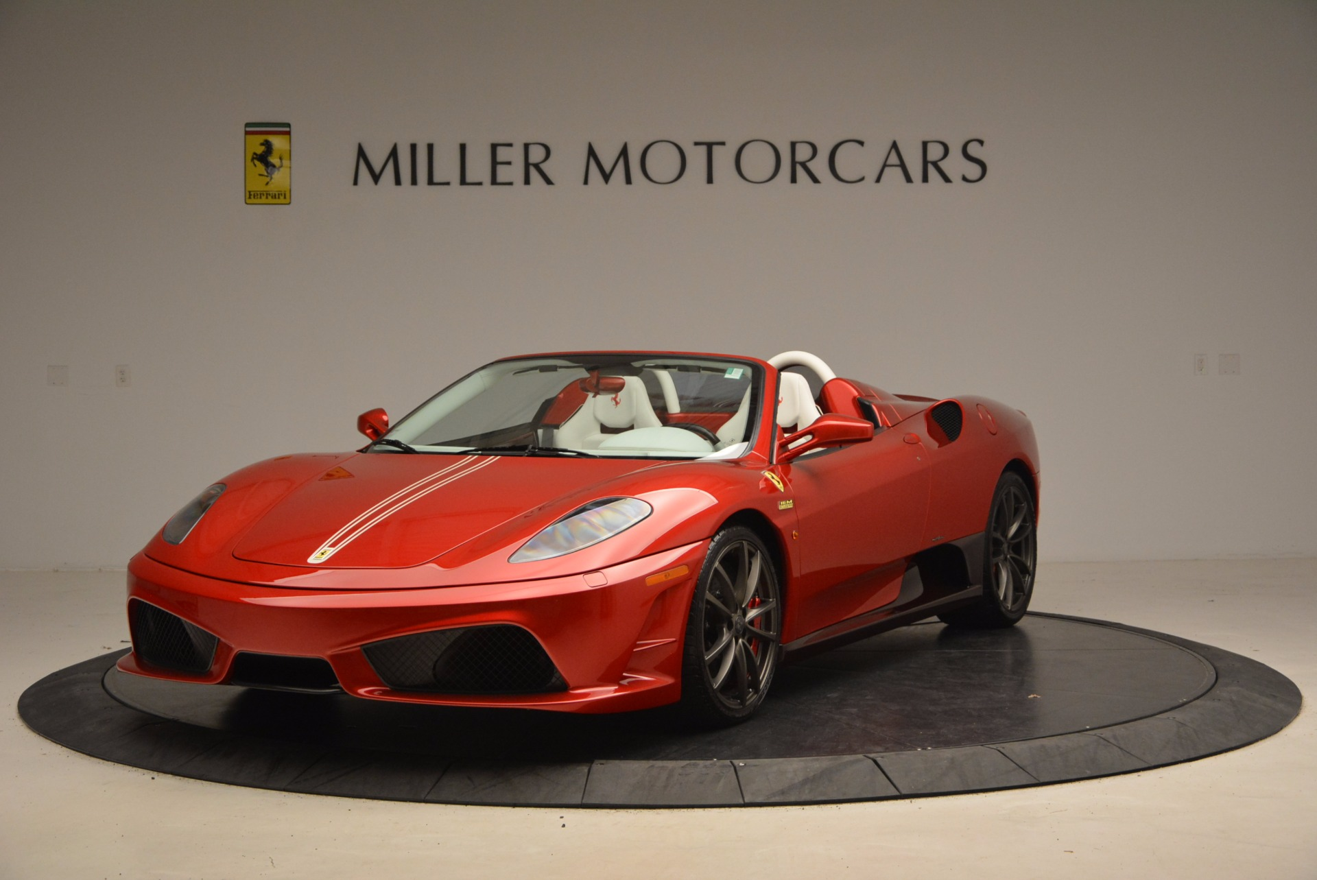 Used 2009 Ferrari F430 Scuderia 16M for sale Sold at McLaren Greenwich in Greenwich CT 06830 1