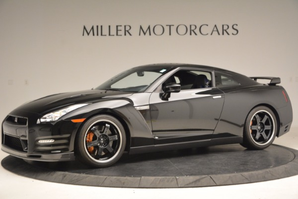 Used 2014 Nissan GT-R Track Edition for sale Sold at McLaren Greenwich in Greenwich CT 06830 2