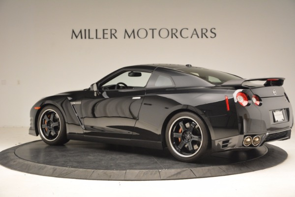 Used 2014 Nissan GT-R Track Edition for sale Sold at McLaren Greenwich in Greenwich CT 06830 4