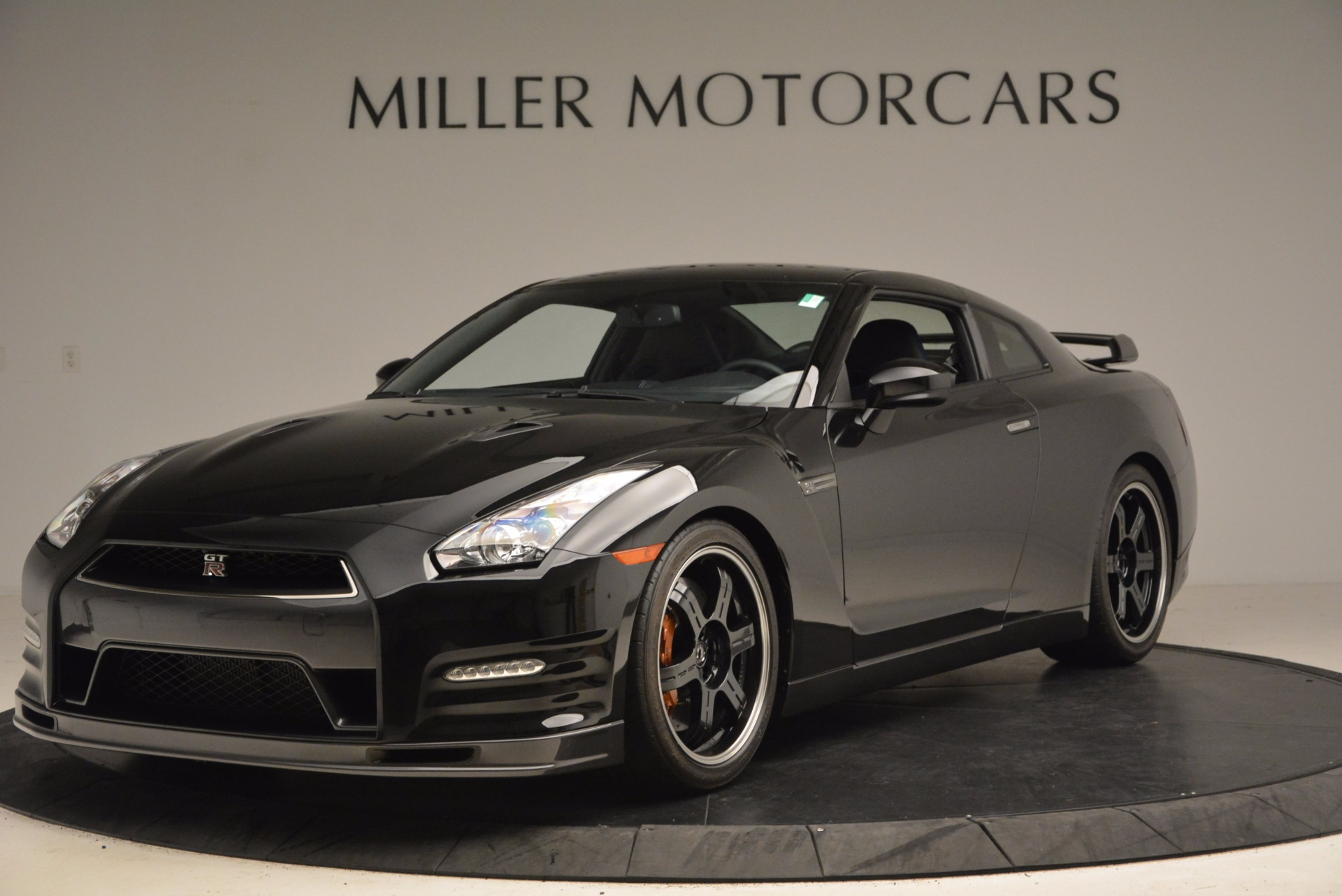 Used 2014 Nissan GT-R Track Edition for sale Sold at McLaren Greenwich in Greenwich CT 06830 1
