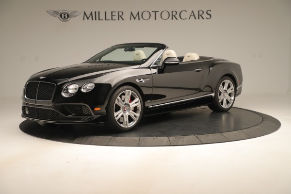 Used 2016 Bentley Continental GTC V8 S for sale $142,900 at McLaren Greenwich in Greenwich CT 06830 2