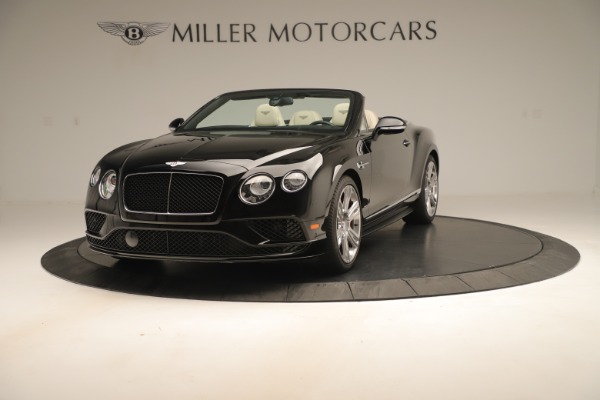 Used 2016 Bentley Continental GTC V8 S for sale $142,900 at McLaren Greenwich in Greenwich CT 06830 1