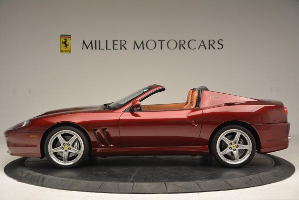 Used 2005 Ferrari Superamerica for sale Sold at McLaren Greenwich in Greenwich CT 06830 3