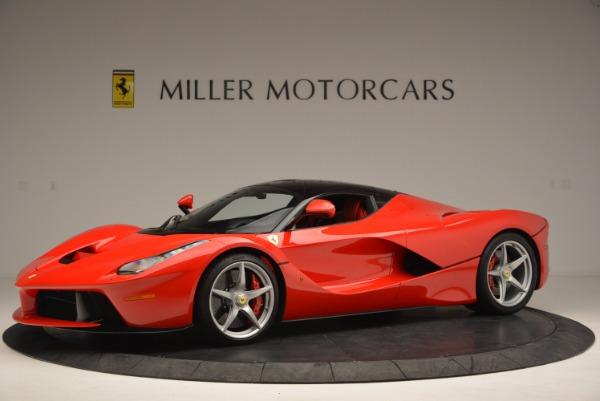 Used 2015 Ferrari LaFerrari for sale Sold at McLaren Greenwich in Greenwich CT 06830 2