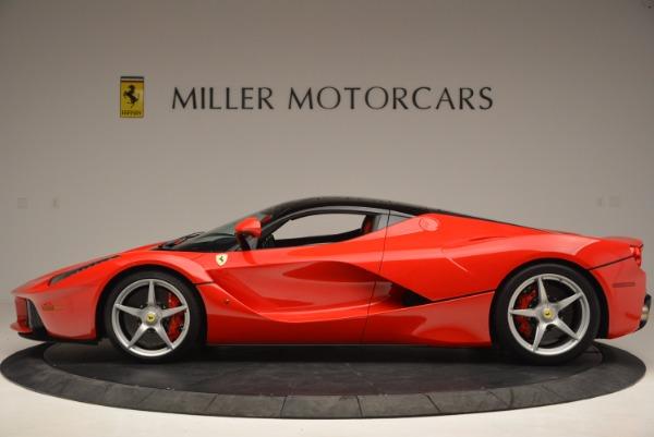 Used 2015 Ferrari LaFerrari for sale Sold at McLaren Greenwich in Greenwich CT 06830 3