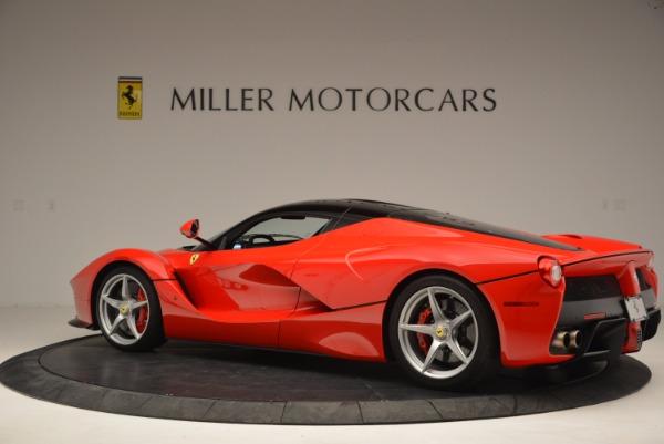 Used 2015 Ferrari LaFerrari for sale Sold at McLaren Greenwich in Greenwich CT 06830 4