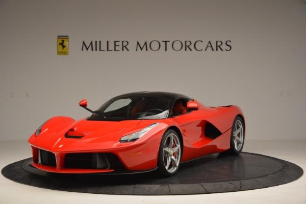 Used 2015 Ferrari LaFerrari for sale Sold at McLaren Greenwich in Greenwich CT 06830 1