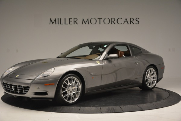 Used 2009 Ferrari 612 Scaglietti OTO for sale Sold at McLaren Greenwich in Greenwich CT 06830 2