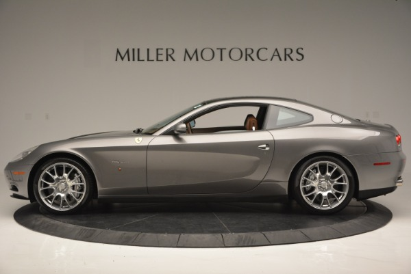 Used 2009 Ferrari 612 Scaglietti OTO for sale Sold at McLaren Greenwich in Greenwich CT 06830 3