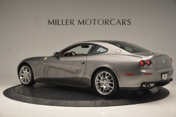 Used 2009 Ferrari 612 Scaglietti OTO for sale Sold at McLaren Greenwich in Greenwich CT 06830 4