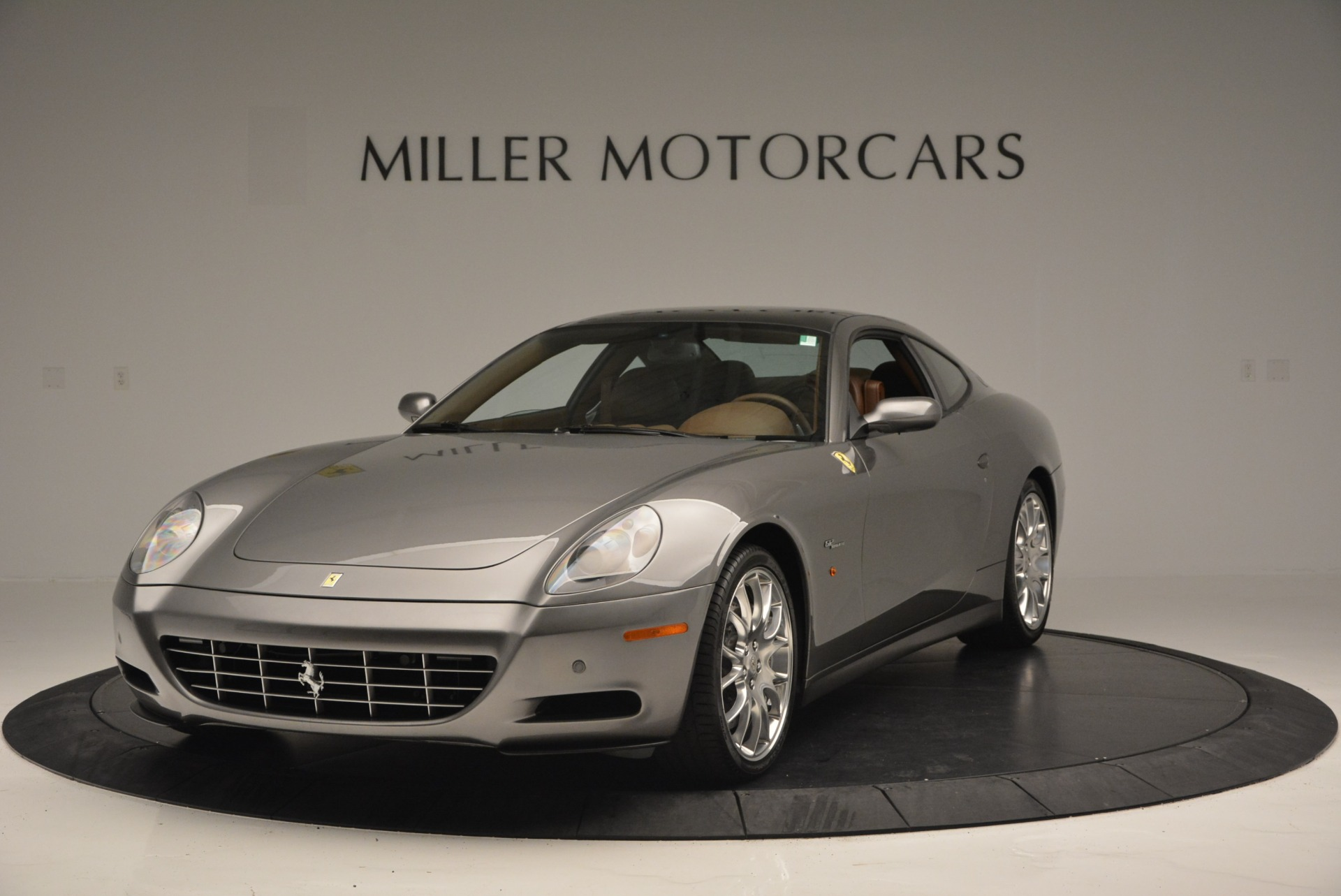 Used 2009 Ferrari 612 Scaglietti OTO for sale Sold at McLaren Greenwich in Greenwich CT 06830 1