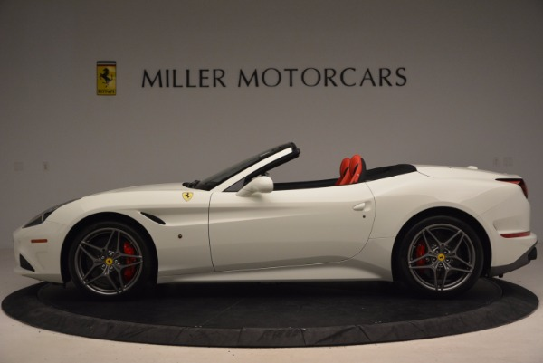 Used 2017 Ferrari California T for sale Sold at McLaren Greenwich in Greenwich CT 06830 3